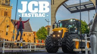 VERDWAALD in ALKMAAR met de SNELSTE TREKKER OOIT! - JCB FASTRAC