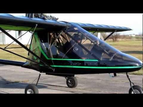 Ultraleichtflugzeug Rans S-12 in Merseburg EDAM