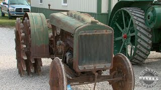 Odd California Orchard Tractor In Original Condition - Fageol Tractor - Classic Tractor Fever