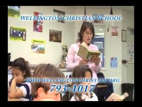 Wellington Christian School Commercial