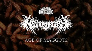 NEUROSURGERY - AGE OF MAGGOTS [OFFICIAL MUSIC VIDEO] (2020) SW EXCLUSIVE