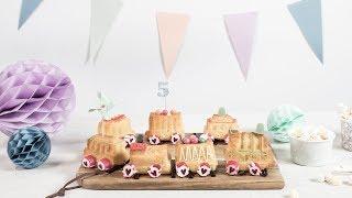 DIY : Make a home-baked train cake by Søstrene Grene