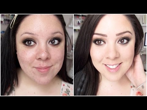 Foundation Routine for Acne Scars/Oily Skin (CoverGirl Outlast Stay Fabulous 3 in 1)