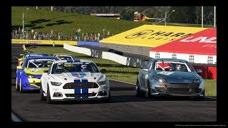 Gran Turismo™SPORT Daily Race 512 Bathurst Ford Mustang GT4 Broadcast