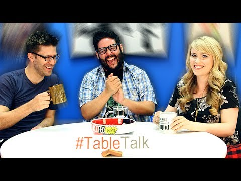 Magic Realism on #TableTalk