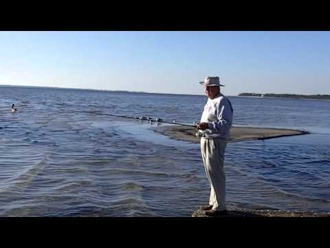 Mexico Beach - St. Joe - Florida Fishing. - Dec. 2011