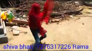00000007 funny dance in Rajasthani style