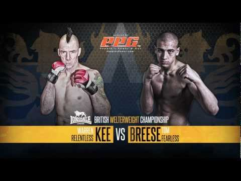 BAMMA 11 Pre Fight Promo: Warren Kee Vs. Tom Breese