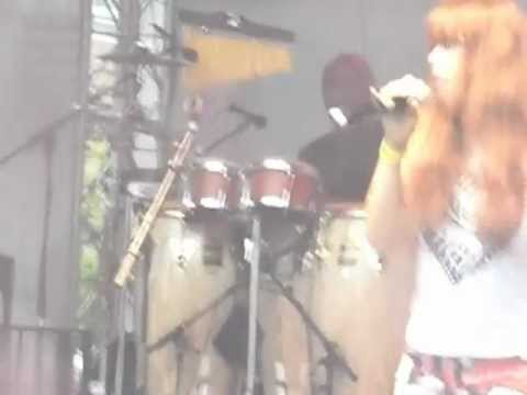 Aura Dione - At Least I Got My Friends (live In Nagold) video