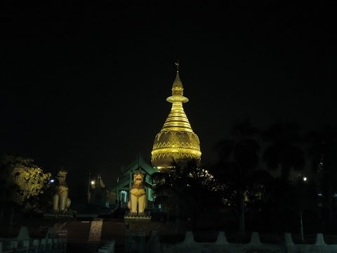 Ten Days in Myanmar
