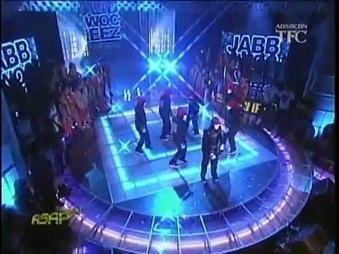 Jabbawockeez perform PYT at ASAP TFC