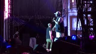 Eminem Slim Shady Mashup - Kamikaze Tour Aloha Stadium Hawaii USA 15/2/19