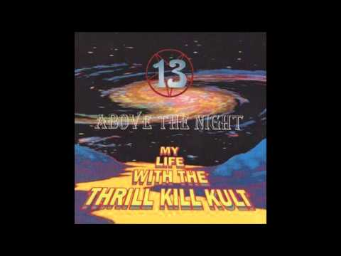 My Life With The Thrill Kill Kult - above the night
