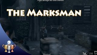 The Order 1886 - The Marksman - Kill 5 enemies with a headshot during Blacksight