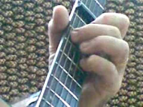 Lesson - Jim Croce Lover's Cross - Maury's parts - by funkytrekka9