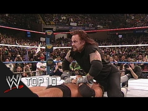 Championship Droughts - WWE Top 10