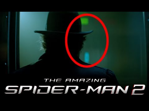 The Amazing Spider-Man 2 Post Credits Scene