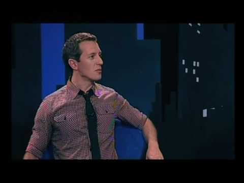 Rove McManus Interviewed by Dave Thornton (STUDIO A) E09