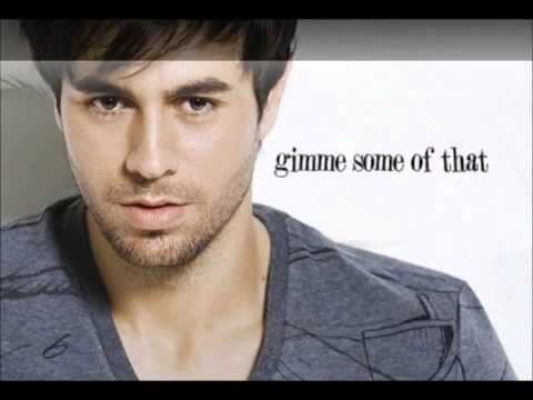 Enrique iglesias Turn the night up official Lyrics Video in HD