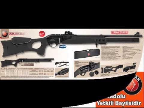HatsaN GalatiaN Yeni Model PCP Havalı Tüfek