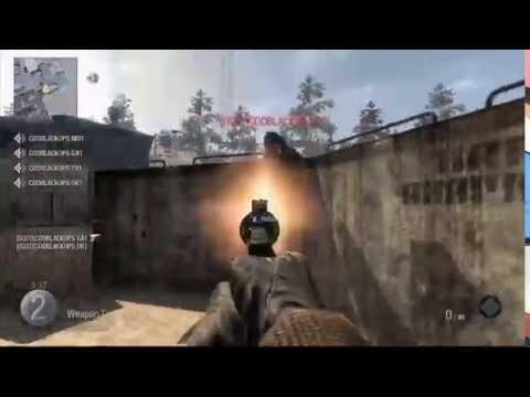 Call Of Cuty: Black Ops - Multiplayer Event Interview