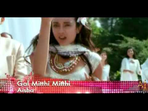 Aisha - Gal Mithi Mithi Bol Full Song *HD*