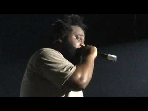 Bas - Fiji Water In My Iron (Live at The Hangar of Too High Too Riot Tour on 6.3.2016)