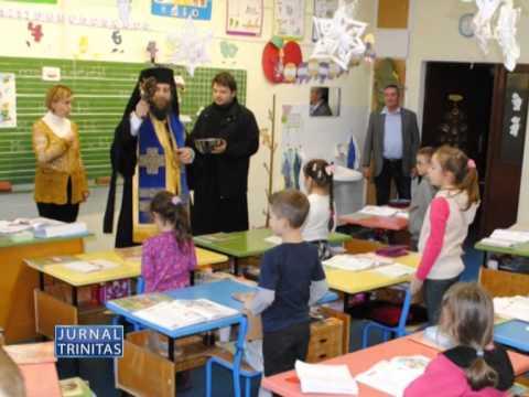 Institutiile romanesti din Giula au fost binecuvantate