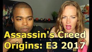 Assassin's Creed Origins: E3 2017 (Reaction 🔥)