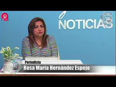 Entrevista telefónica con Rosa María Hernández Espejo