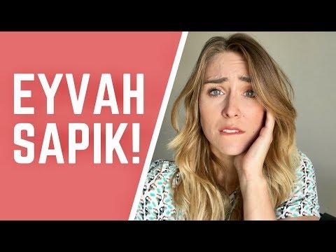 YURTDIŞINDA PEŞİMİZE TAKILAN SAPIK! | Interrail Anılarım | Gözde Tezer