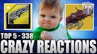 Destiny: Amazing Outbreak Prime & Thorn Bounty Reactions - Top 5 Freakouts / Episode 338