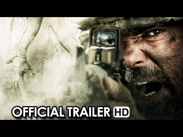 Alien Outpost - Outpost 37 Official Trailer (2014) - Sci-Fi Thriller HD