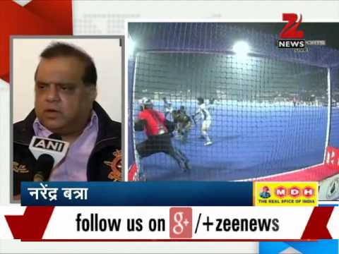 Pakistan hockey coach sends written apology for players' inappropriate behaviour