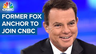 Former Fox News anchor Shepard Smith to join CNBC for new nightly show