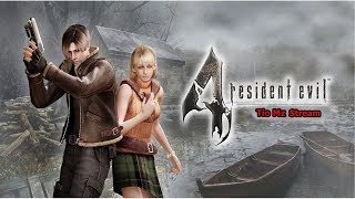 Resident Evil 4 só red 9 faca e granada # 2