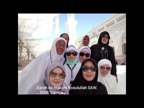Video travel umroh icmi