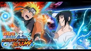 Jogo do Naruto para celular - Ultimate Ninja Blazing -T Games
