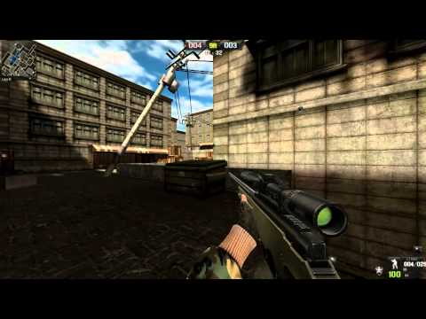 Gameplay - Sniper [Modo Peito]