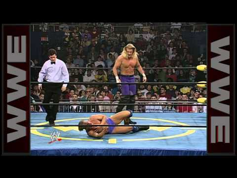 Alex Wright vs. Jean Paul Levesque: Starrcade 1994