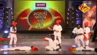 Marathi Paul Padte Pudhe Jan. 31 '11 - Annabhau Sathe Lezim Dandpatta Pathak