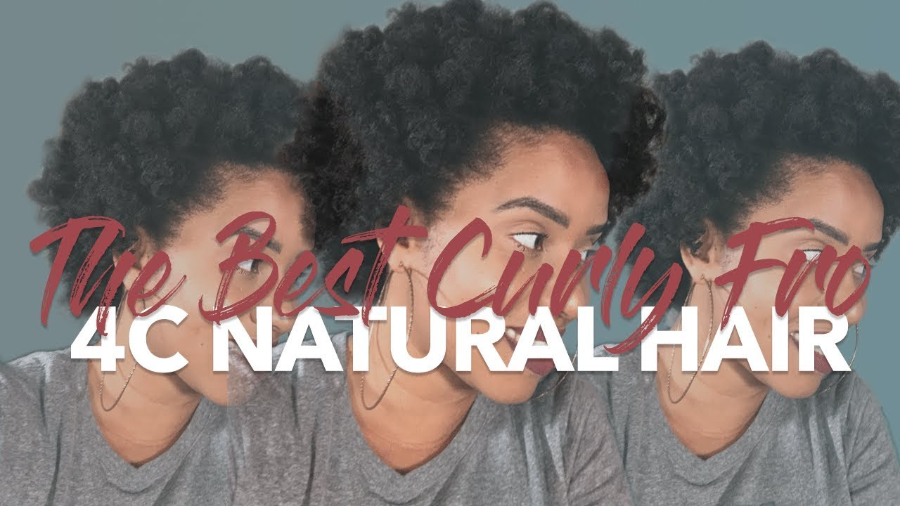 The Best Moisturized Fro on 4C Natural Hair | FORM Beauty