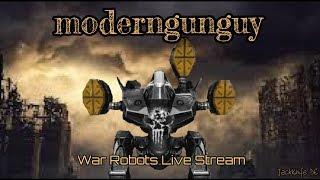 WAR ROBOTS - Finally Monitized & New Update