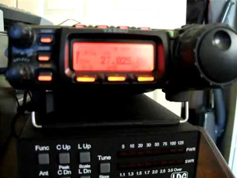 CB Channel 6 SuperBowl VS Amateur Radio
