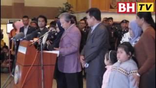 Larangan tinggalkan Malaysia batal serta-merta