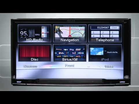 clarion nx702 7 u0026quot  cd  dvd  mp3 car receiver w  bluetooth  u0026 hd