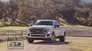 2020 Ford Super Duty: First Impressions – PickupTrucks.com