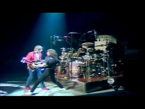 Rush ~ Closer to the Heart ~ Exit Stage Left [1981]