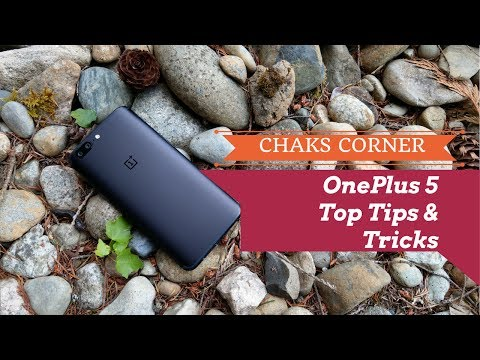 OnePlus 5 Hands-on: Top Tips and Tricks for the OnePlus 5