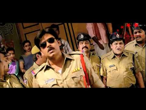 Gabbar Singh - Power Star Comedy 3 video